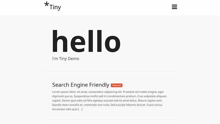 TinyPress