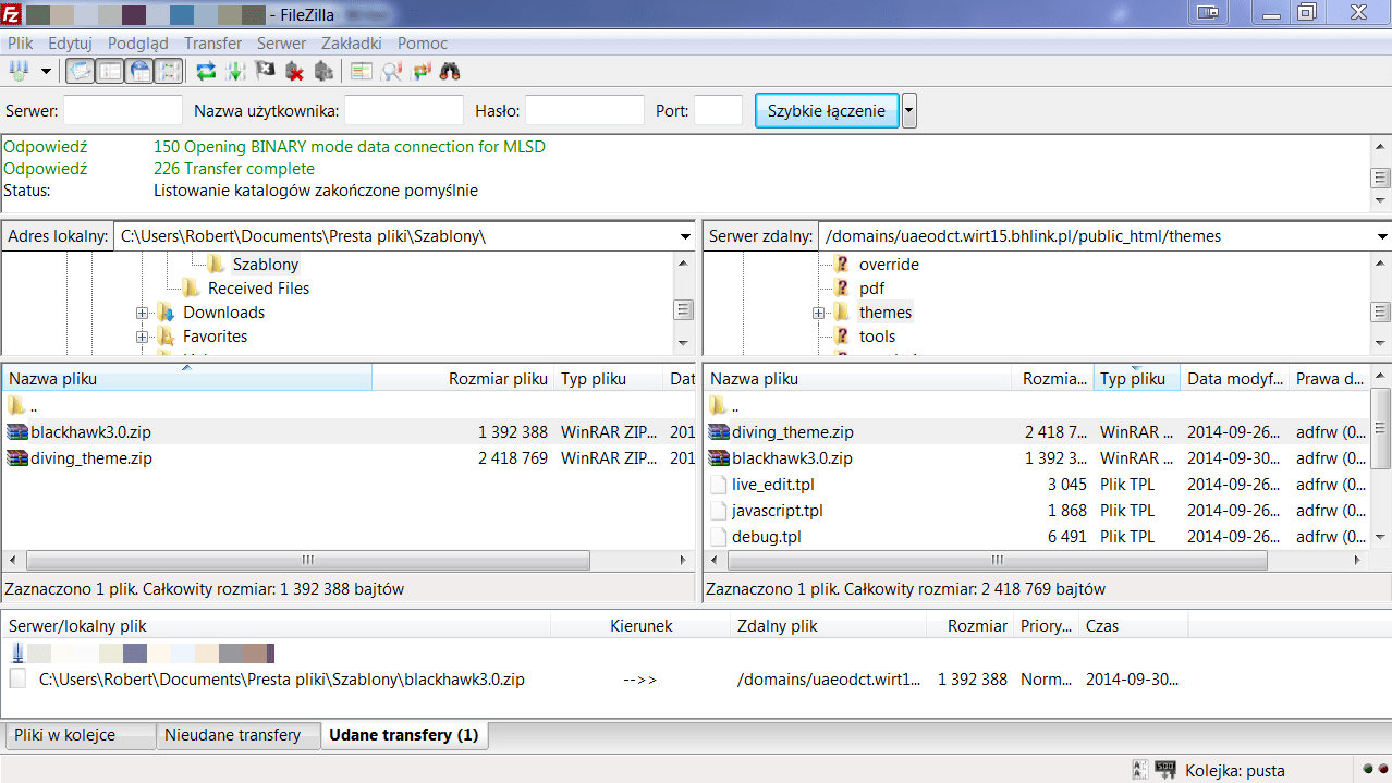 presta_theme_filezilla