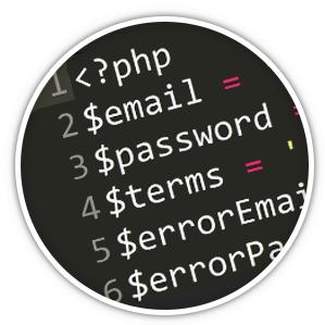 Wycinek kodu PHP