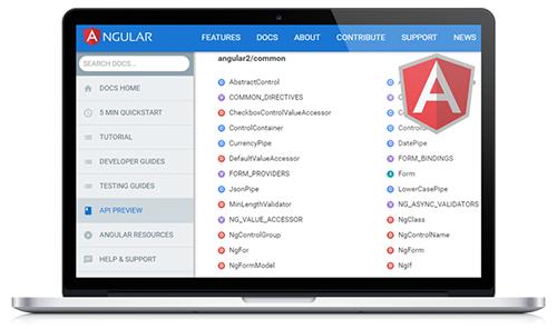 Angular w najnowszej wersji 2