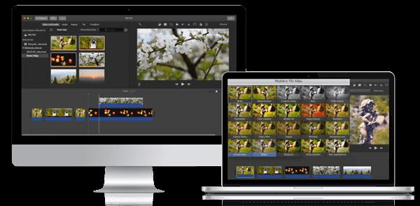 Tworzenie oraz edycja filmów w programie iMovie