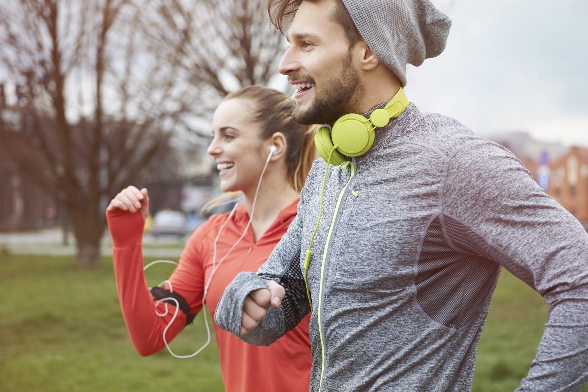 sport - sposób na stres
