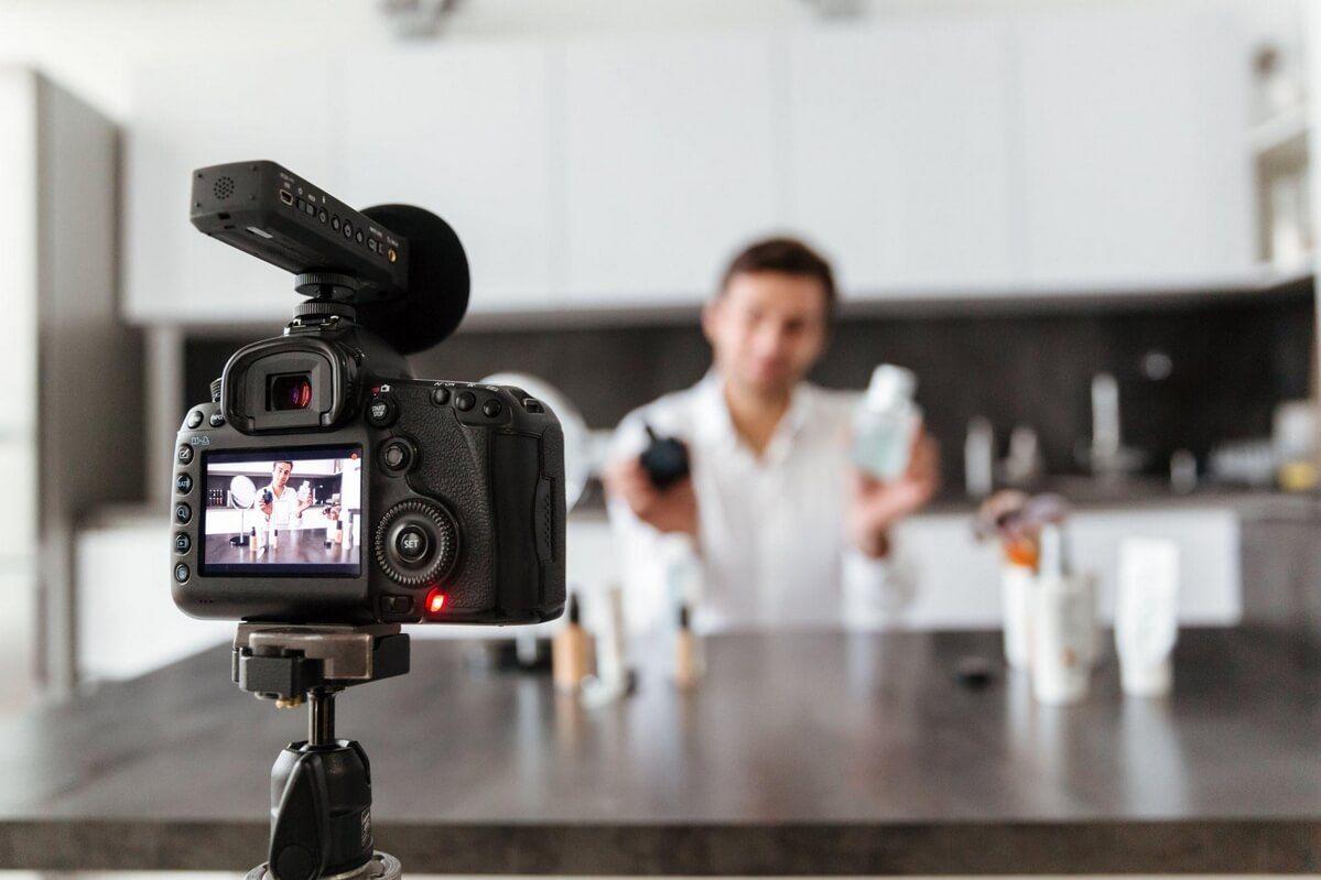 nagrywanie reklamy wideo