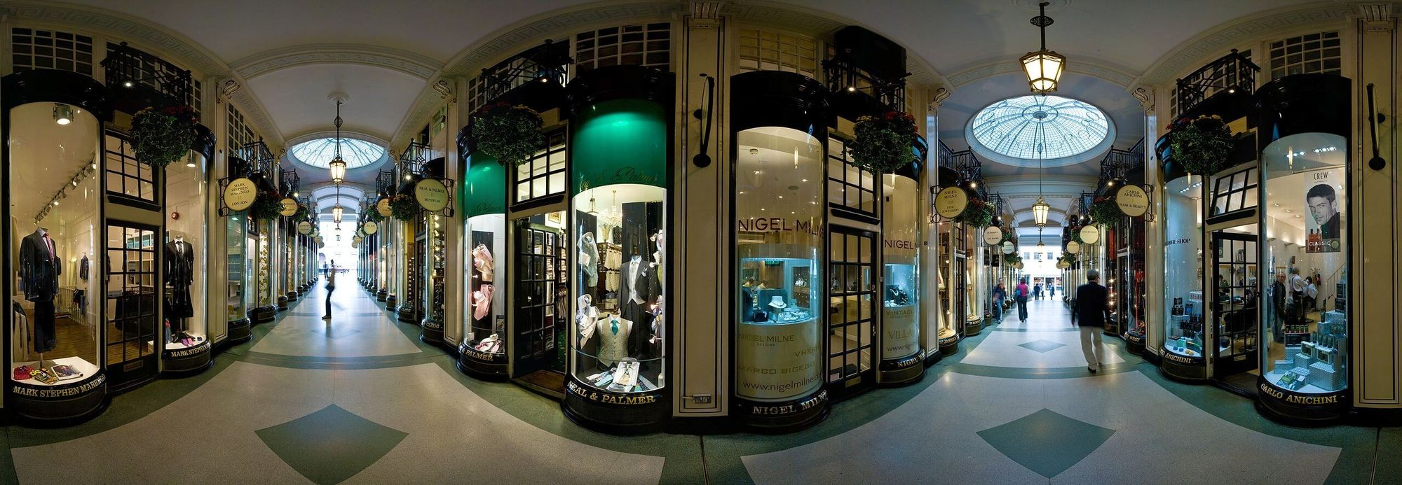 Piccadilly Arcade 360