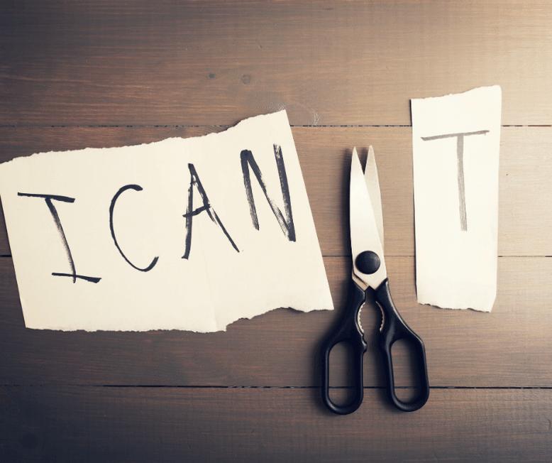 Cecha lidera - pewność siebie